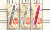 ガラスの爪やすり用パッケージ|女性向けノベルティならC2Labにおまかせ|オリジナル印刷・名入れ|おしゃれノベルティ