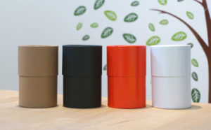 円筒箱4色