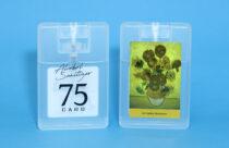 カード型アルコール除菌スプレー【日本製】|女性向けノベルティ・販促|オリジナルグッズ製作|
